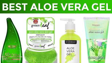 10 Best Aloe Vera Gel for Skin in India - Summer Special
