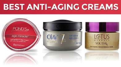 10 Best Anti-Aging Creams in India with Price - Day & Night Creams