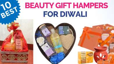 10 Best Beauty Gift Hampers for your Loved one on this Diwali - Diwali Gift for Flawless Look