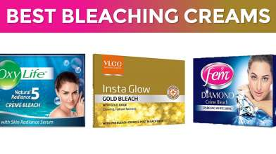 10 Best Bleaching Cream for Face in India with Price | Herbal Bleaching Cream