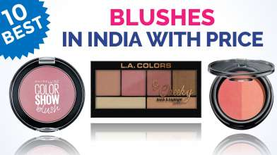 10 Best Blushes in India with Price - Beautiful Colors as per your Skin Tone