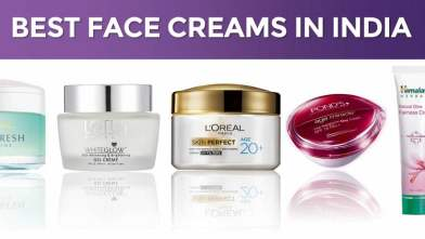 10 Best Face Creams in India with Price
