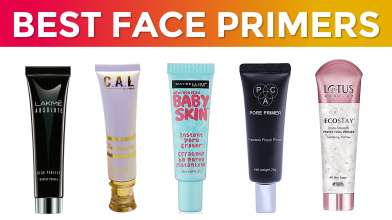 10 Best Face Primers in India