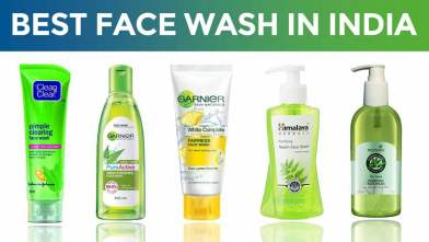 10 Best Face Wash in India with Price