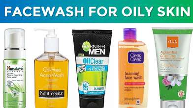 10 Best Facewash for oily skin, Acne Prone Skin in India