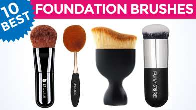 10 Best Foundation Brushes in India with Price