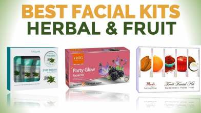 10 Best Herbal Facial Kits in India with Price