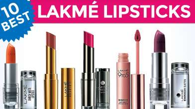10 Best Lipstick Shades from Lakme with Price - Vibrant Colours from Lakme