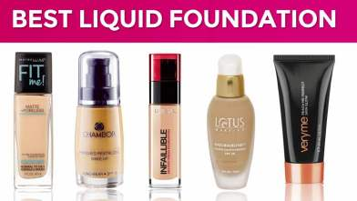 10 Best Liquid Foundations in India with Price