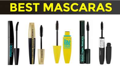 10 Best Mascaras in India with Price