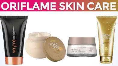 10 Best Oriflame Skin Care Products in India with Price - For Oily, Dry & Combination Skin Types