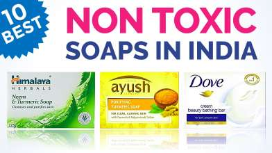 10 Best & Safe Soaps in India - Non Toxic Soaps with Safe Ingredients