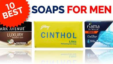 10 Best Soaps for Men in India