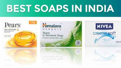 10 Best Soaps in India with Price