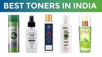 10 Best Toners in India with Price