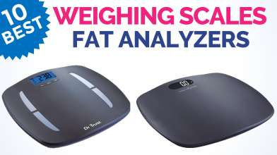 10 Best Weighing Scale & Fat Analyzer with Price - Your Ultimate fitness device