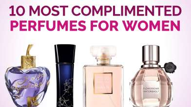10 Most Complimented Perfumes for Women