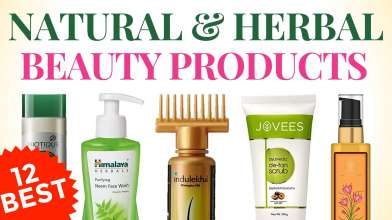 12 Best Natural & Herbal Beauty Products with Price in India | Top Organic Skincare Products