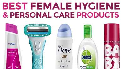 15 Best Female Hygiene & Personal Care Products