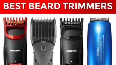 5 Best Beard Trimmers for Men in India with Price
