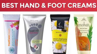 6 Best Hand & Foot Creams in India