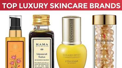 6 Best Luxury Skincare Brands in India - High-End Beauty Products for Glowing Skin