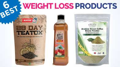 6 Best Weight Loss products in India with Price - Top Fat Burner Remedies