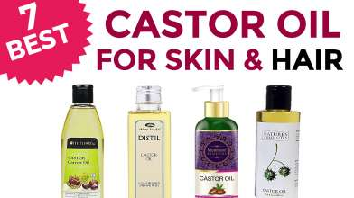 7 Best Castor Oil for Skin And Hair Growth in India