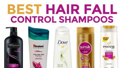 9 Best Hair Fall Control Shampoos in India with Price