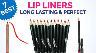 7 Best Lip Liners available in India with Price - Long Lasting Perfect Lip Liners