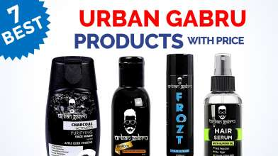 7 Best Men's Beauty Products from UrbanGabru in India with Price