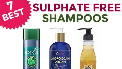7 Best Sulphate, Paraben Free Shampoos in India