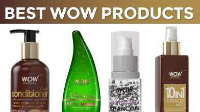 7 Best WOW Products in India - No Sulphates, No Parabens & No Mineral Oils