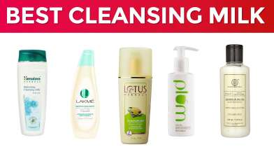 9 Best Cleansing Milk in India for Different Skin Types