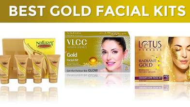 8 Best Gold Facial Kits in India