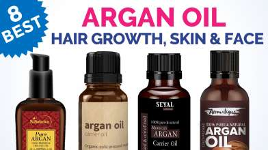 8 Best Moroccan Argan Oil in India with Price - Best Oil for Hair Growth, Skin & Face