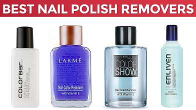 8 Best Nail Polish Removers in India with Price