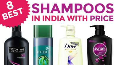 8 Best Shampoos for Soft, Smooth & Silky Hair in India