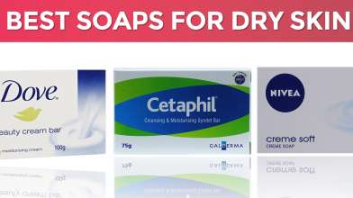 8 Best Soaps for Dry Skin in India with Price