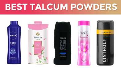 8 Best Talcum Powders in India with Price