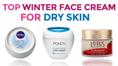 8 Best Winter Face Cream for Dry Skin in India - Day & Night Creams
