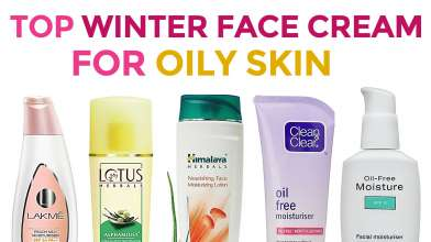 8 Best Winter Face Creams for Oily, Acne Prone & Sensitive Skin in India