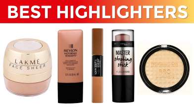 9 Best Face Highlighters in India