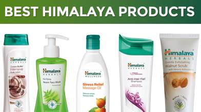 Top 10 Himalaya Products in India - Best Herbal Products for Glowing Skin