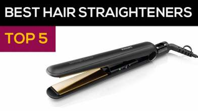Top 5 Best Selling Hair Straighteners in India